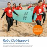 Wij doen mee met Rabo ClubSupport!